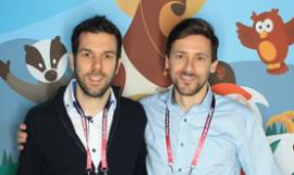Florian Bodenmann und Fabio Donnaloia, die beiden Gründer von job.rocks